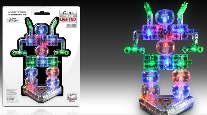 Laser Pegs toys