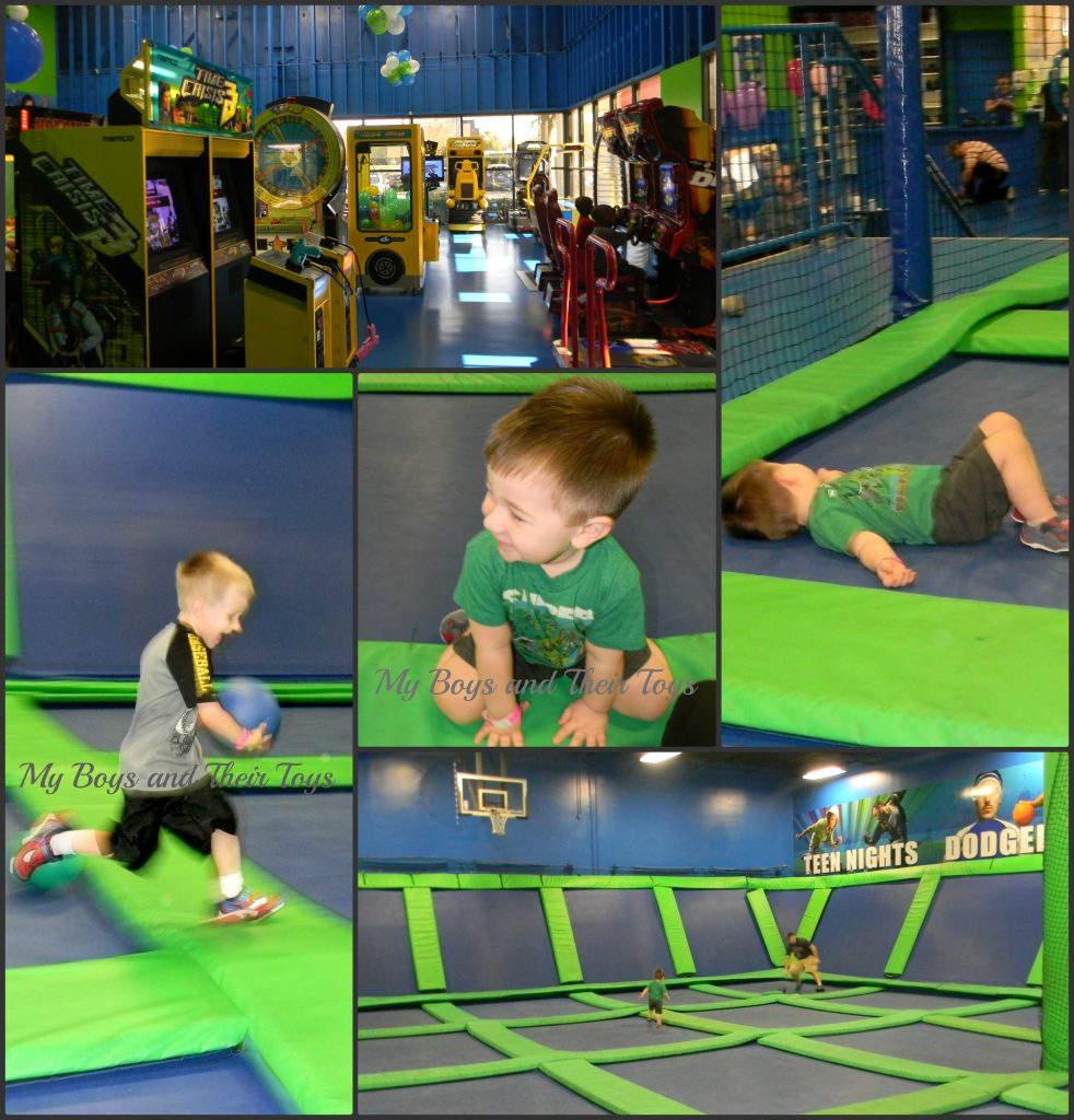 Airheads trampolines