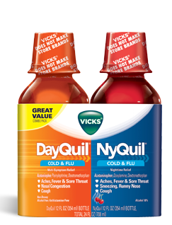 Vicks DayQuil NyQuil