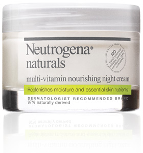 multi vitamin night cream
