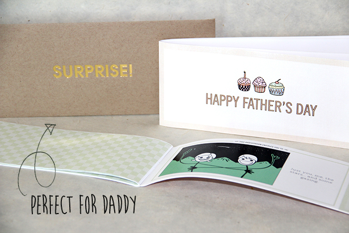 Datevitation Father's Day