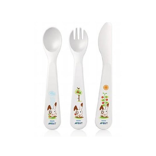 Avent toddler cutlery