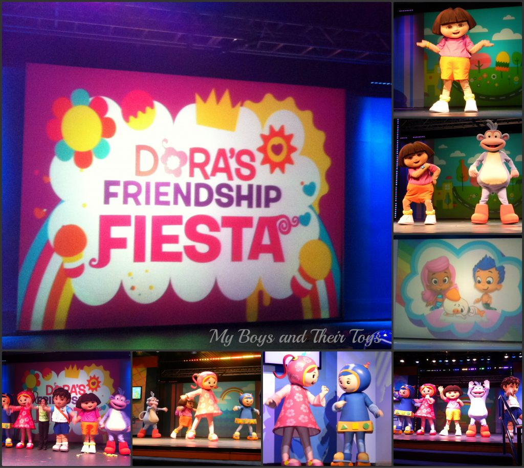 doras fiesta collage