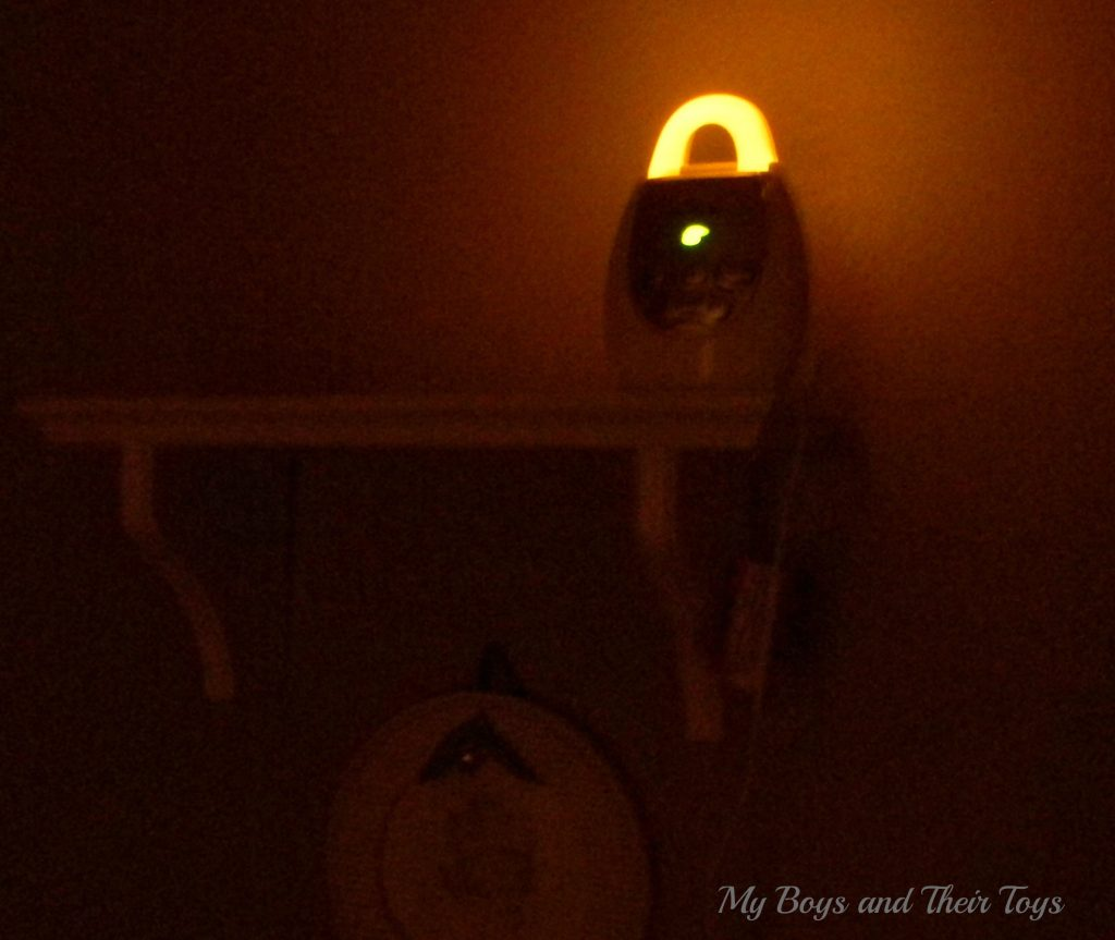 baby monitor with night light