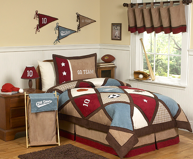 Beyond bedding sports