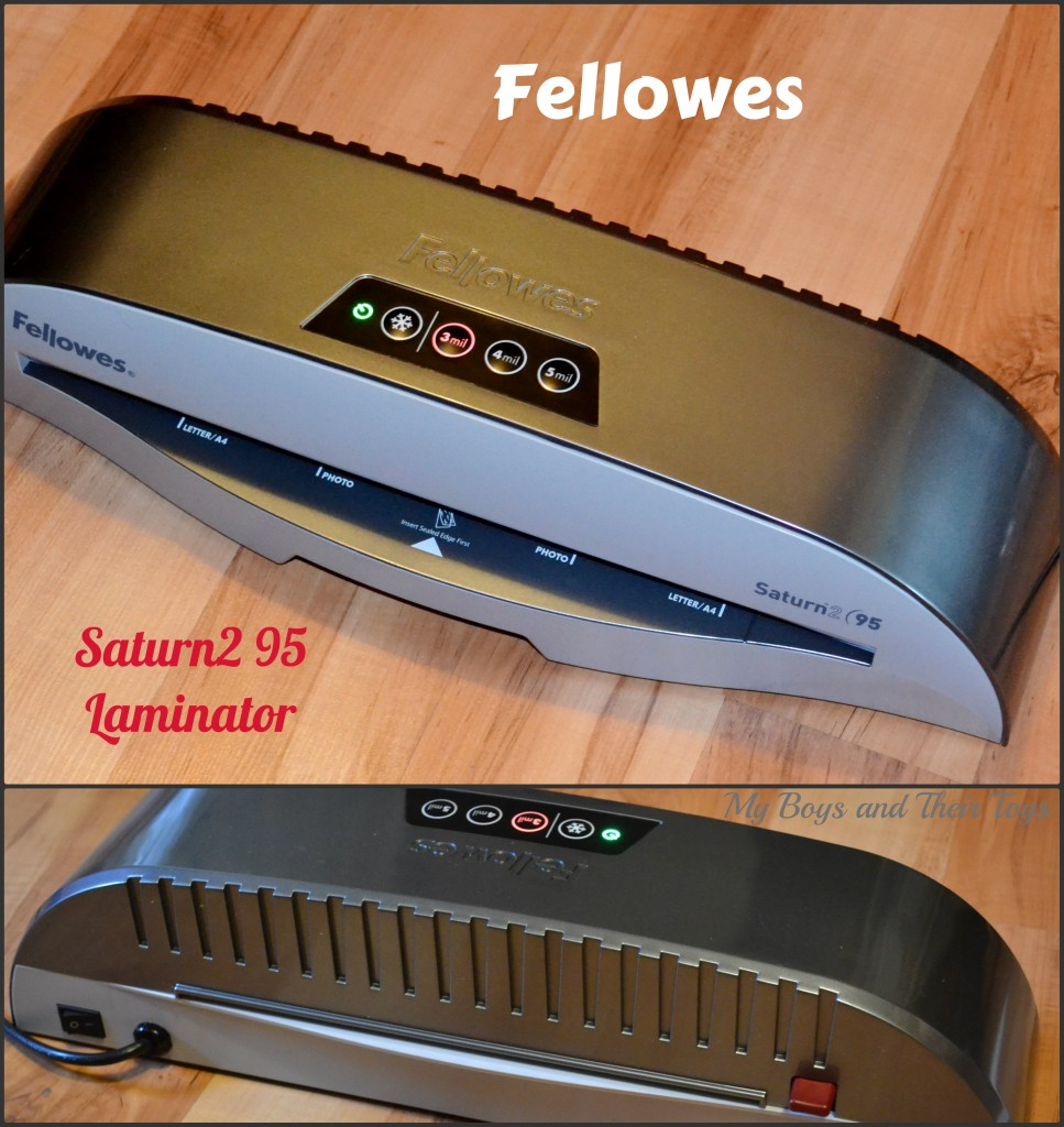 fellowes laminator