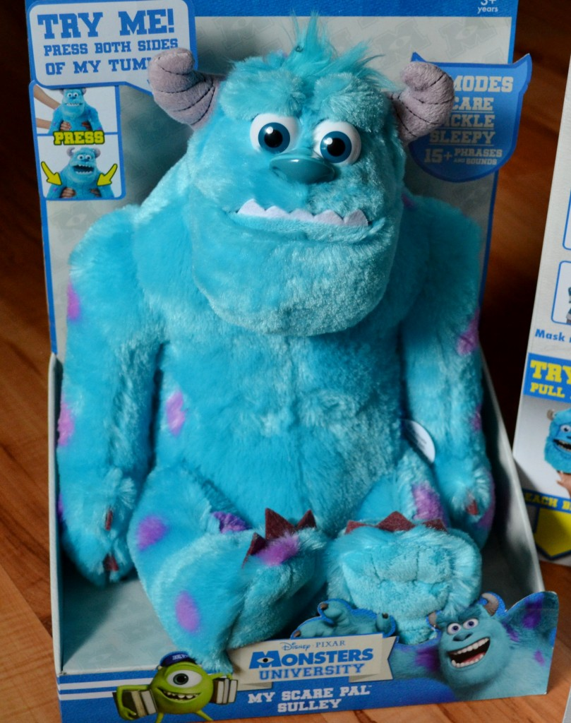 Monsters U Sulley