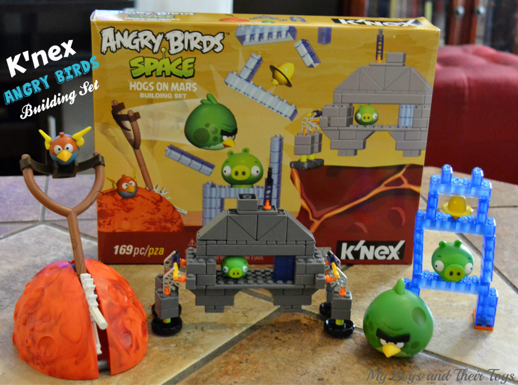 Knex angry birds