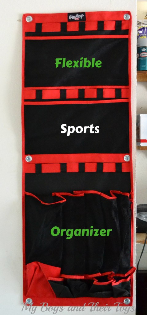 flexible sports organizer