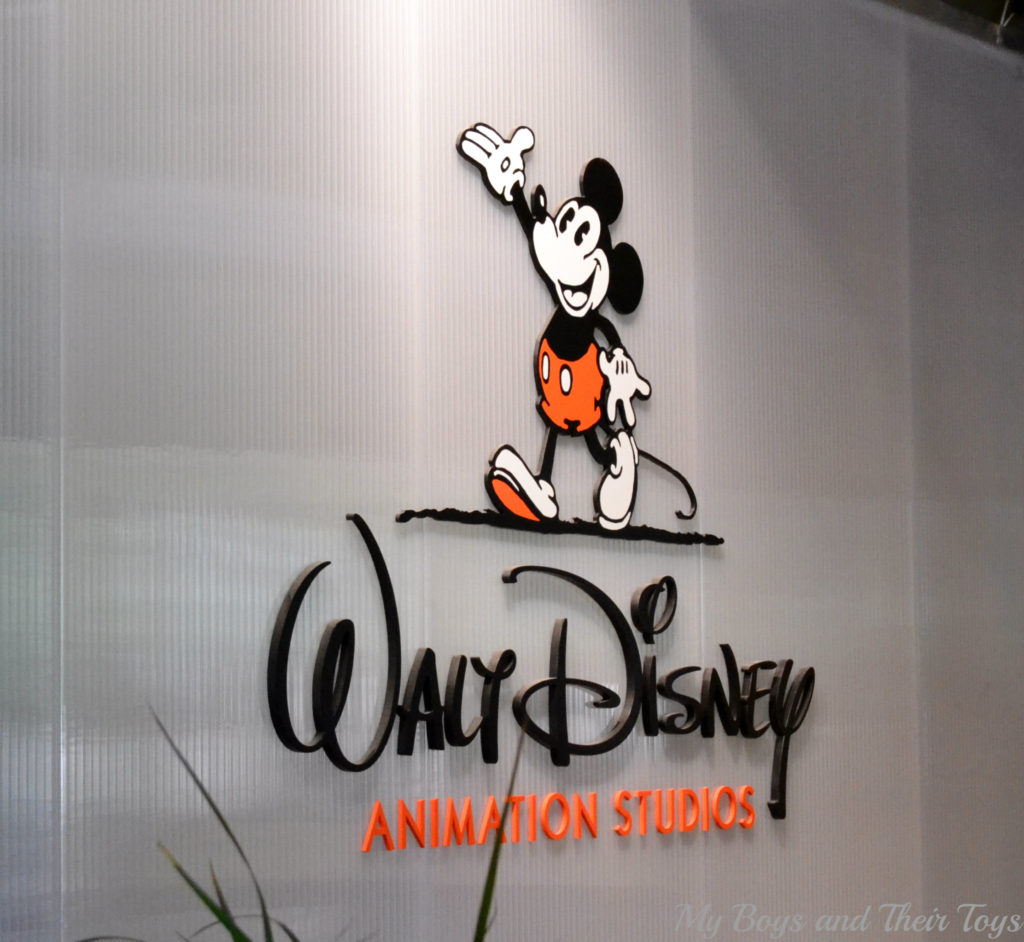 Disney animation studios