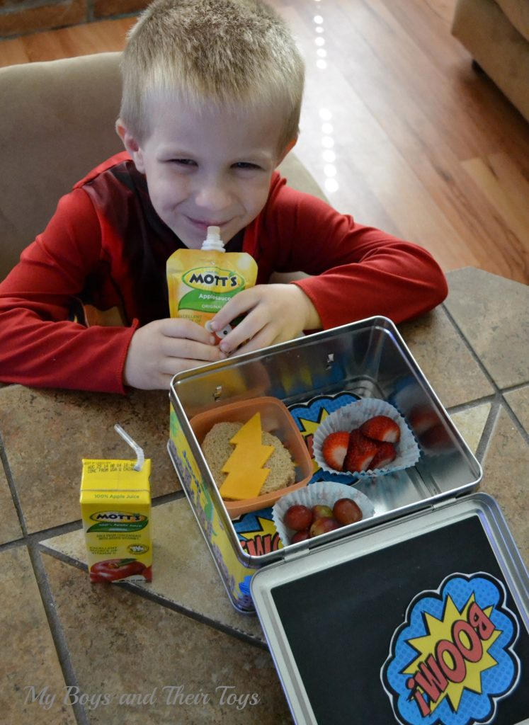 kid lunch idea