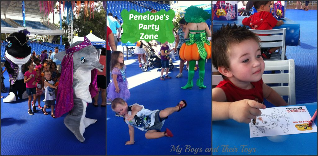 Penelope's Party Zone