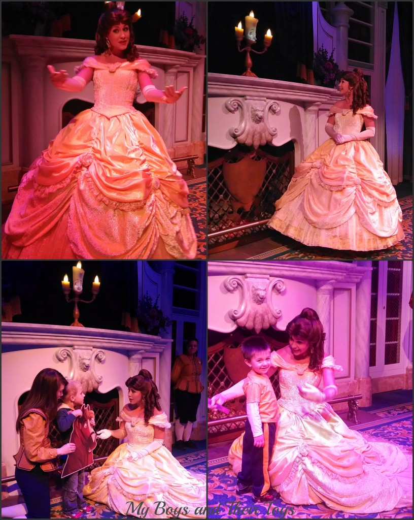 Belle at Disney