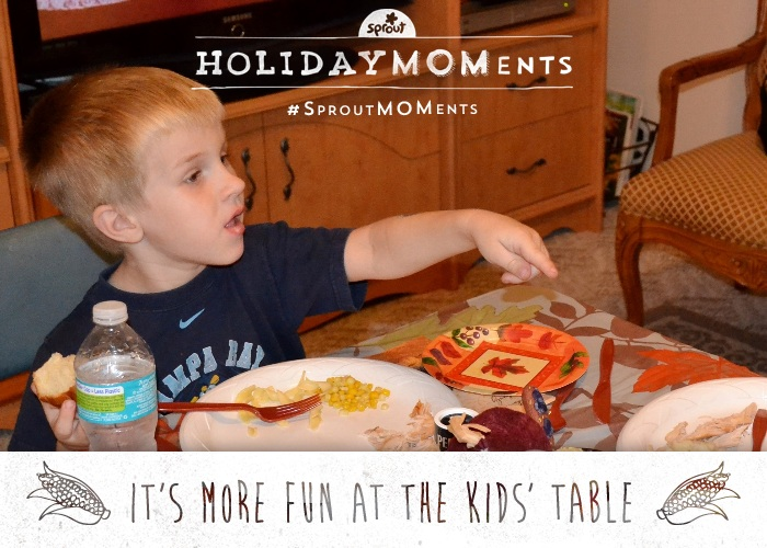 Sprout Holiday MOMents