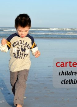 carter's children's clothing