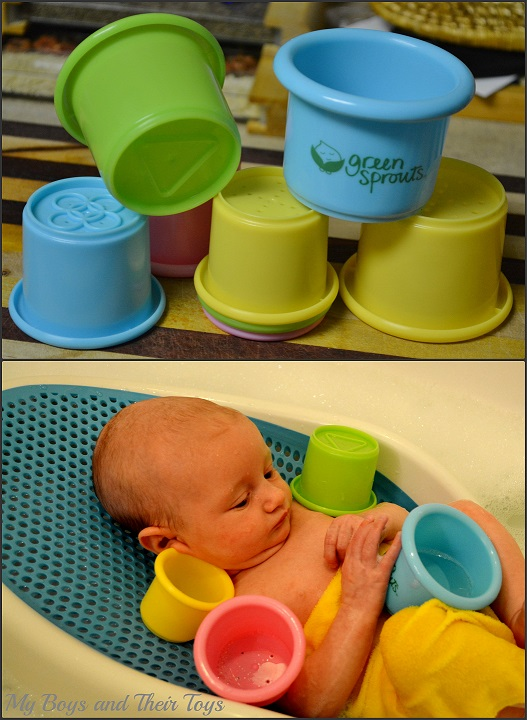 bath stacking cups