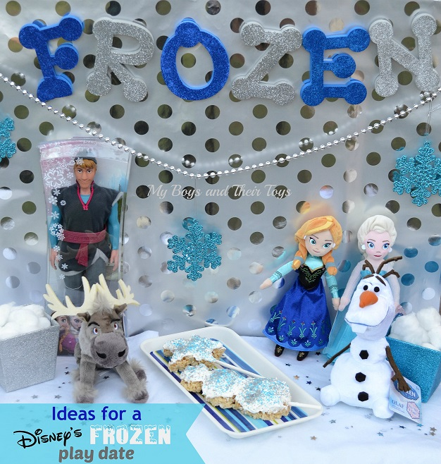 frozen play date
