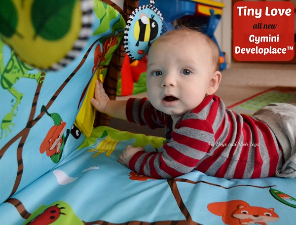 all new Tiny Love Gymini play mat
