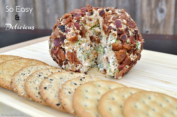 easy & delicious appetizer