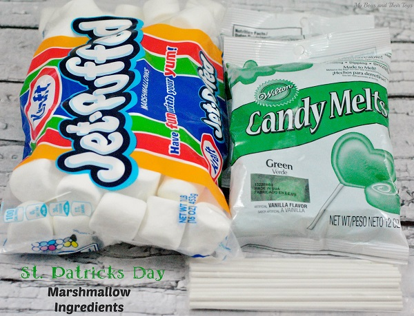 marshmallow ingredients