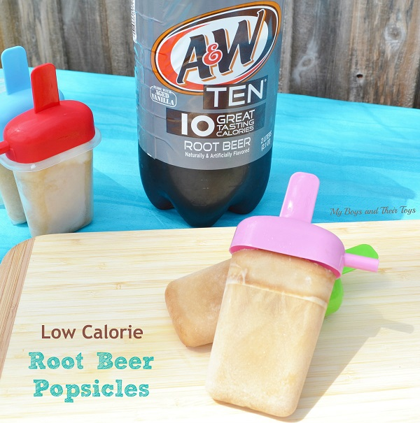 spring summer popsicle ideas