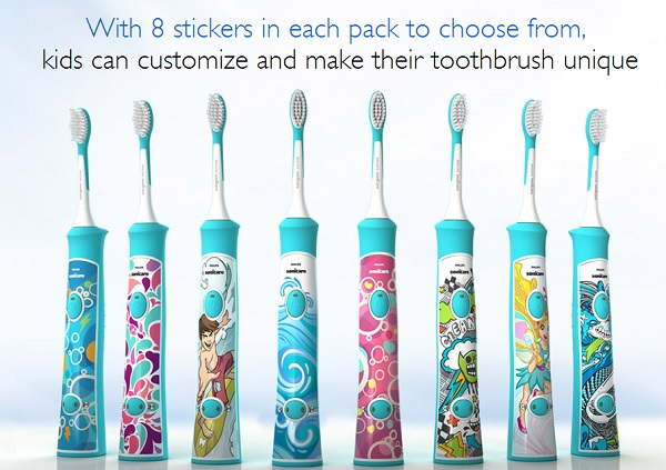 Philips Sonicare For Kids Power Toothbrush