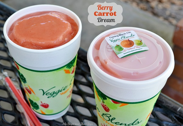 Smoothie King Veggie Blends