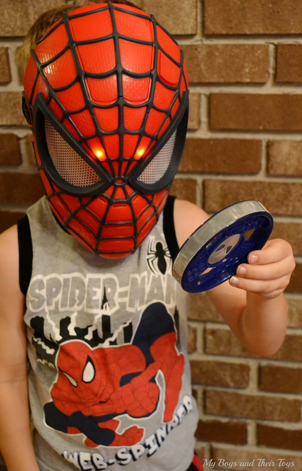 Spider-Man 2 mask