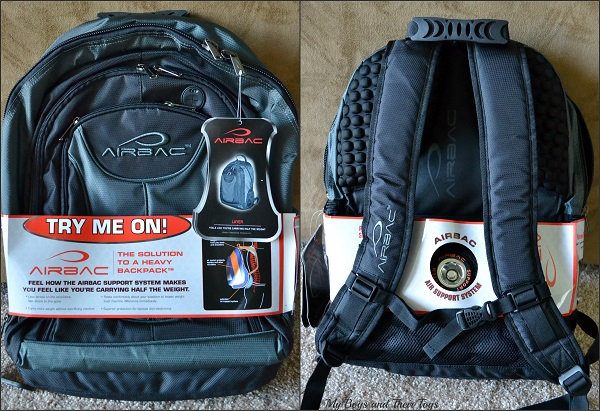 Airbac layer backpack