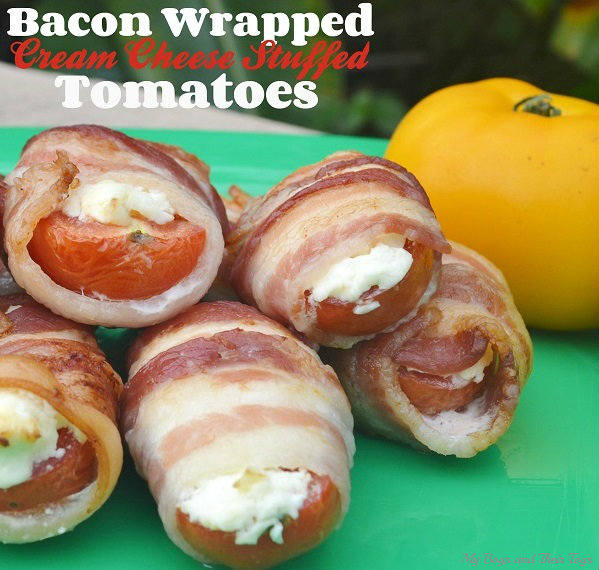 bacon wrapped
