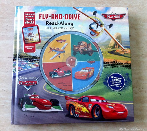 Fly and drive Disney Book