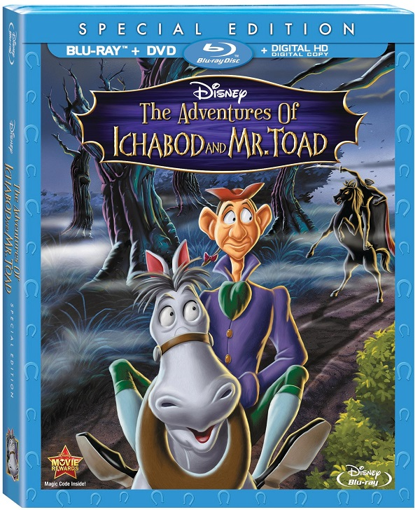 Ichabod and Mr Toad