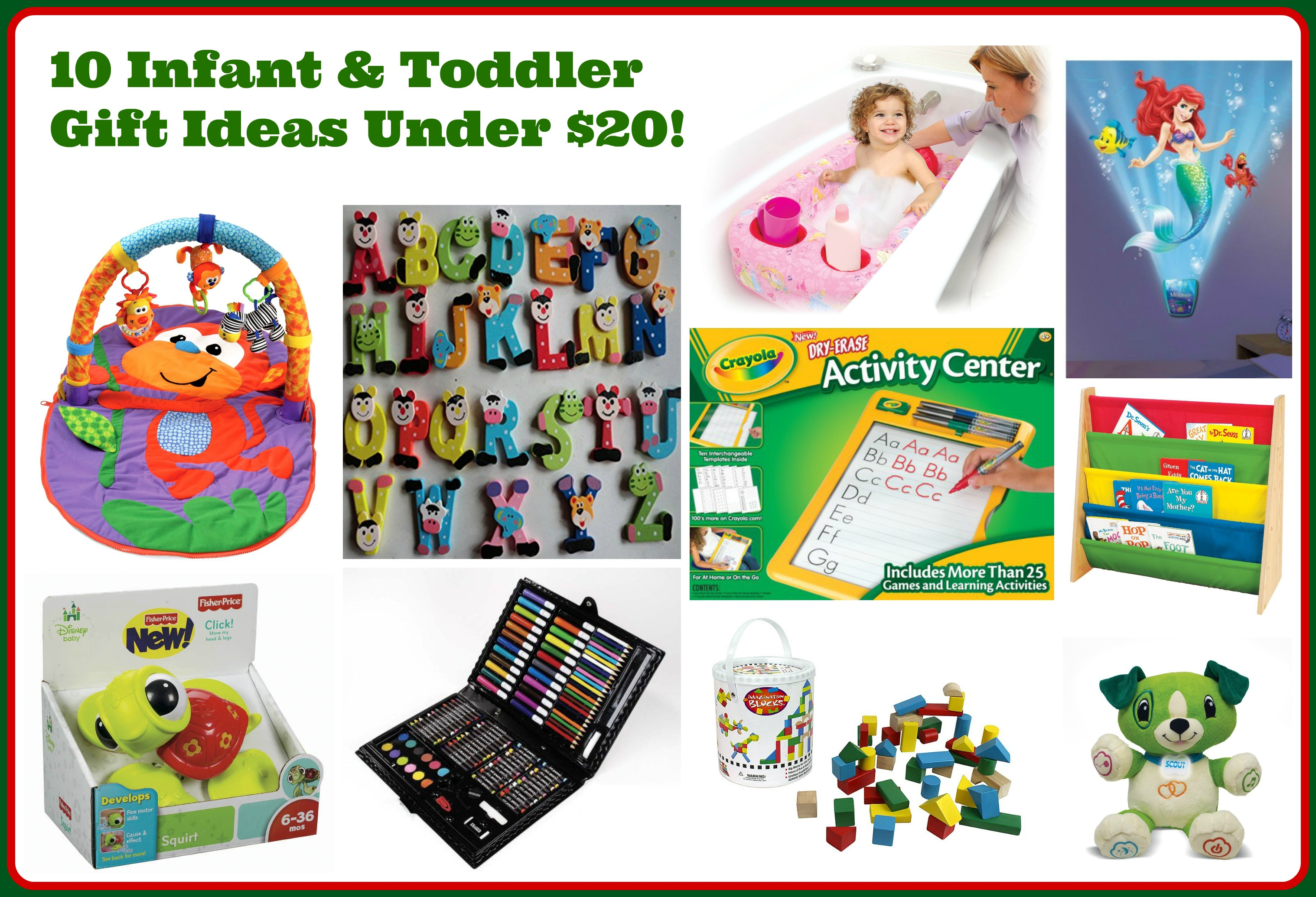 10 Infant Toddler Gift Ideas Under 20 My Boys And Their Toys