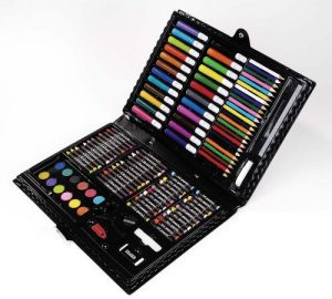 120-Piece Darice Deluxe Art Set