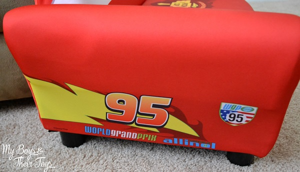 Lightning McQueen couch