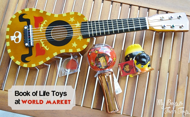 book of life toys