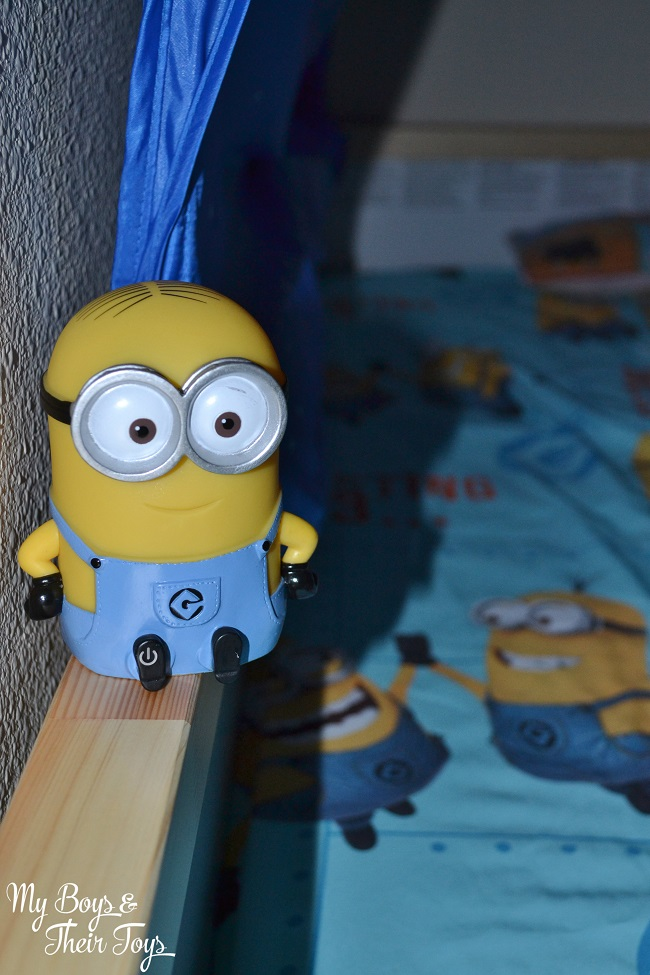 despicable me night light