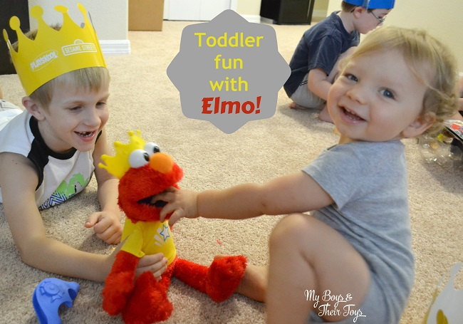 playskool elmo party