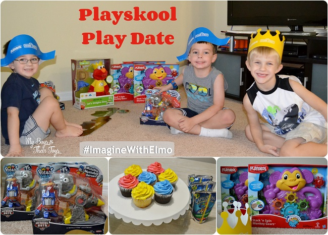 playskool play date