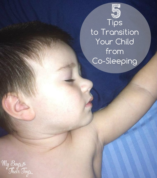co sleeping transition