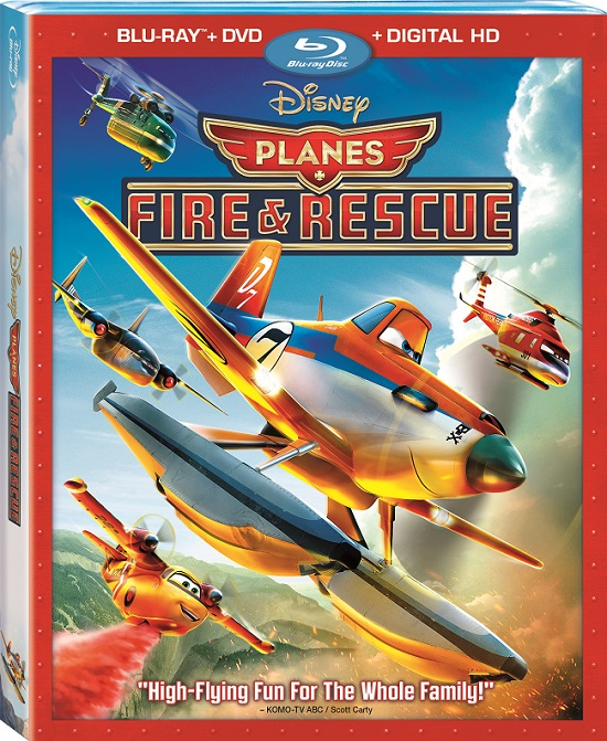 Planes Fires And Rescue