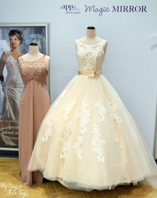 Alfred Angelo disney dresses