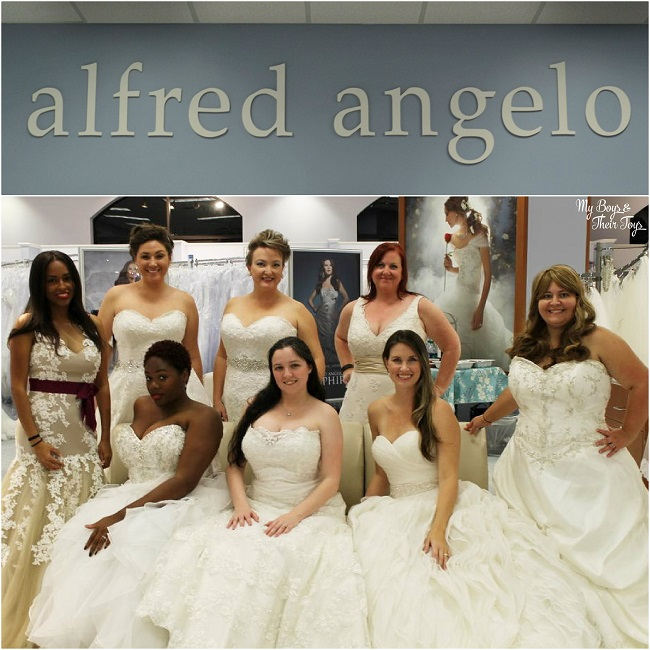 alfred angelo real brides