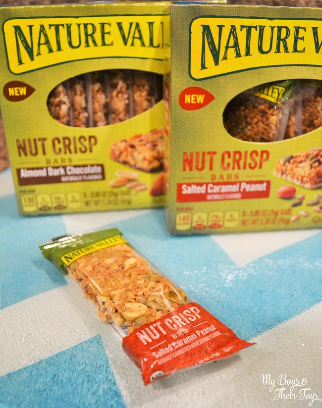 nature valley bars