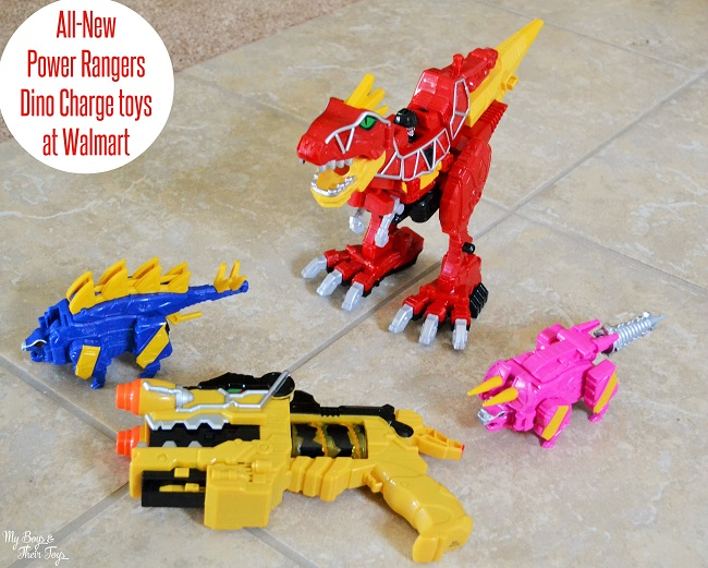Dino charge toys at walmart
