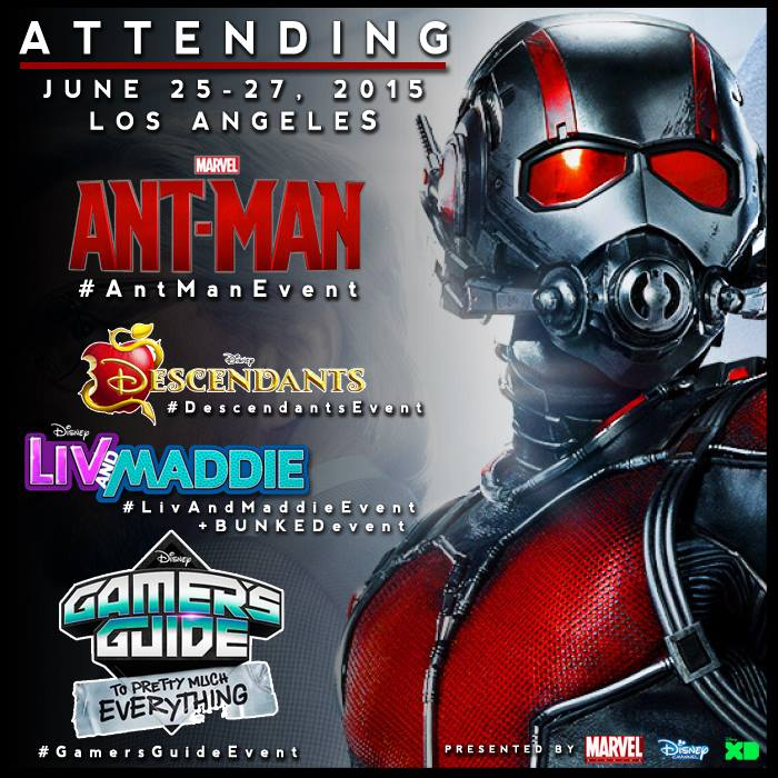 Ant Man #antmanevent