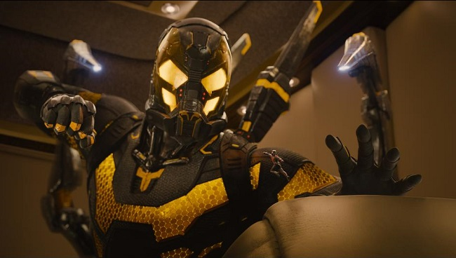 ant-man yellow jacket