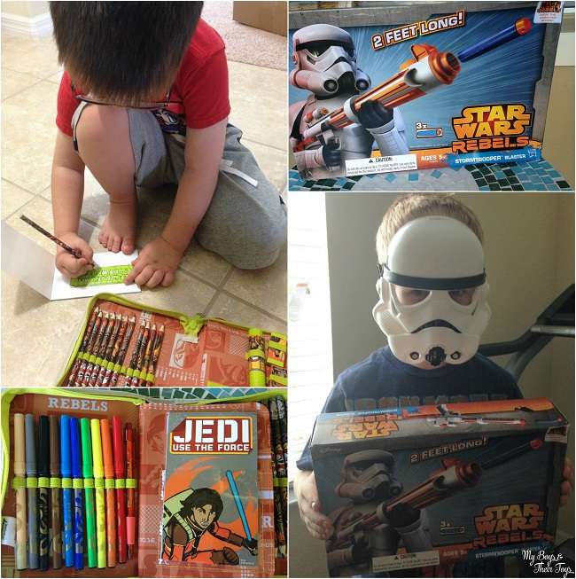SW rebels products