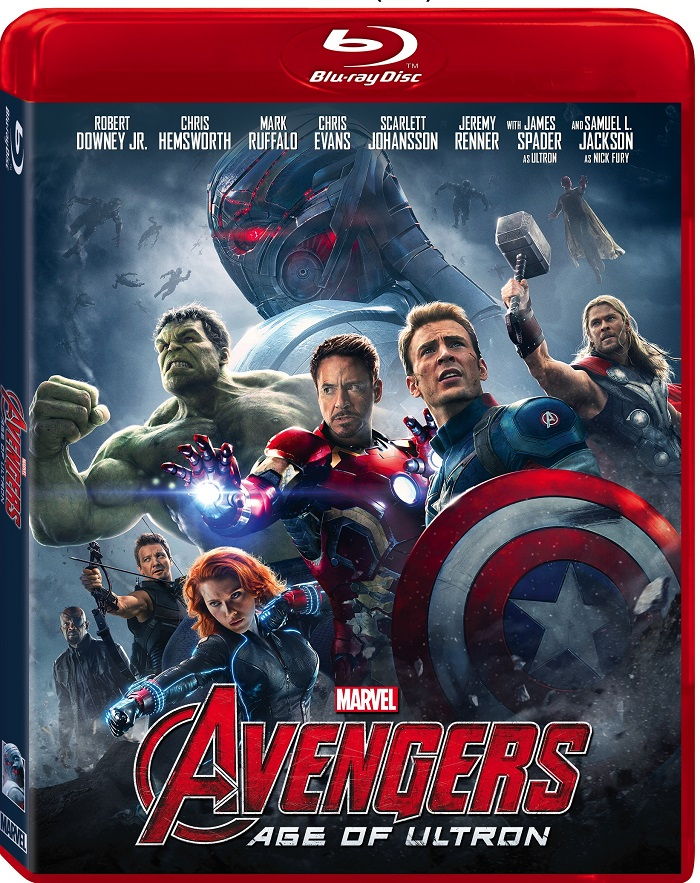 Marvel's Avengers Age O fUltron