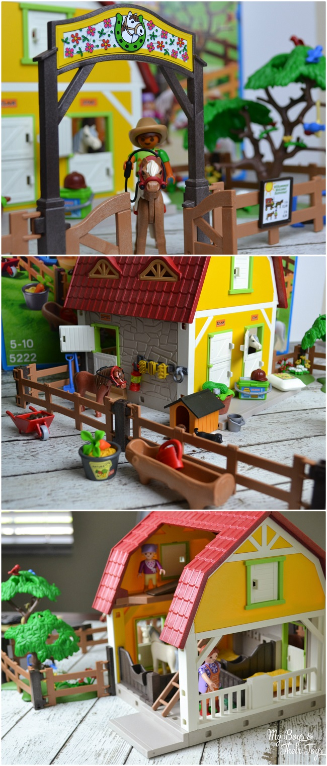 country farm playset